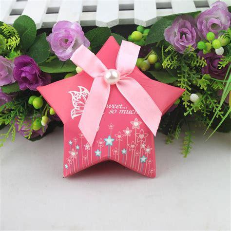 candy boxes diy candy box star diy wedding