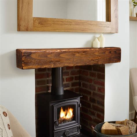 mantel fireplace mantel 6x6 mantle rustic mantle etsy