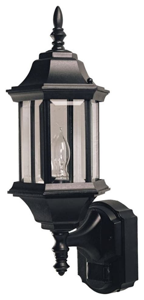 country cottage pleasant hill black motion sensor outdoor