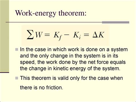 work energy power conservation energy linear momentum collisions