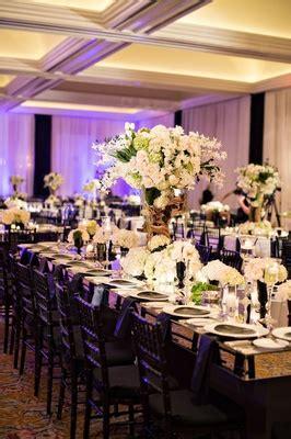 jewish ceremony modern reception black white details weddings
