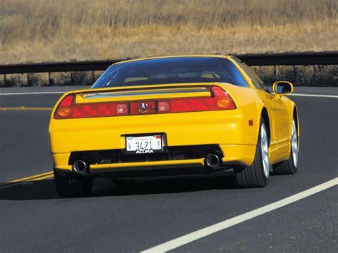 japanese car photos 2005 acura nsx