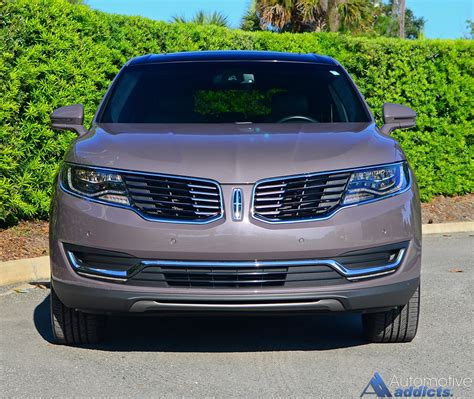 2016 lincoln mkx 2 7 ecoboost awd black