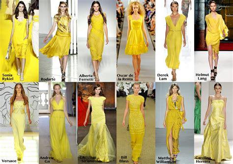 frills thrills yellow dress trend