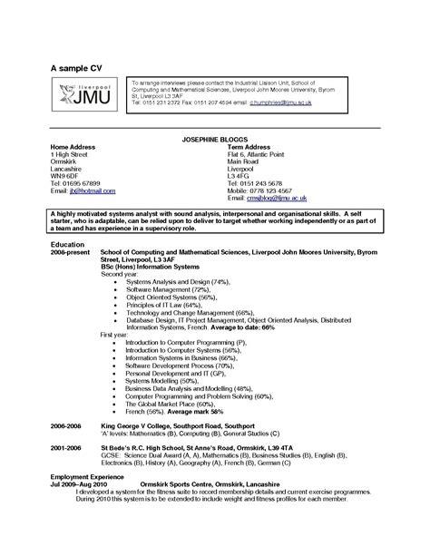cv template hobbies imágenes modelos de curriculum vitae