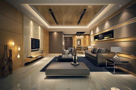 luxury ultra modern interior design idea private house