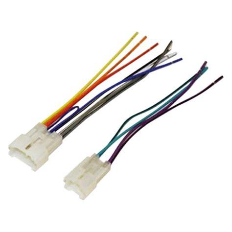 scosche toyota yaris 2007 aftermarket radio wiring harness