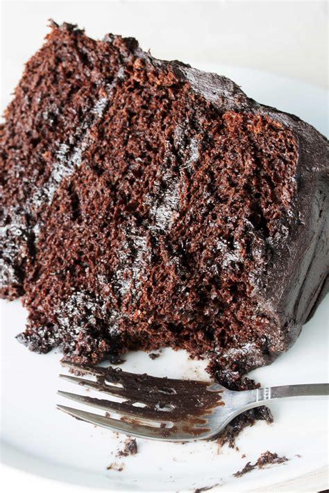 amazing chocolate cake thestayathomechef