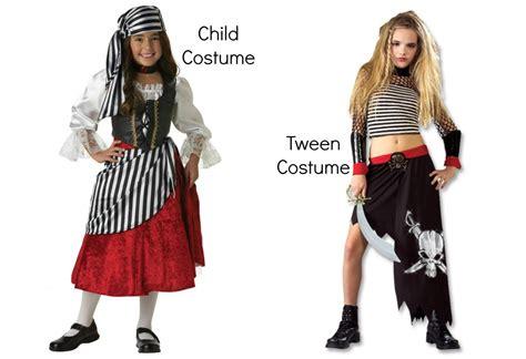 proof tween girl halloween costumes sexed huffpost