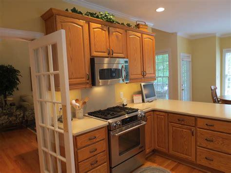 kitchen paint colors oak cabinets kitchen interior mykitcheninterior