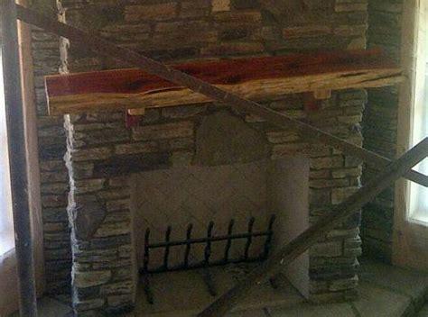 red cedar fireplace mantles mantles pinterest