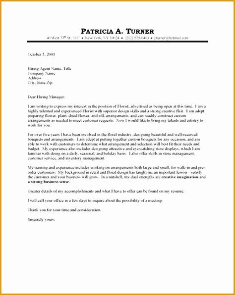 4 basic cover letter resume free sles exles