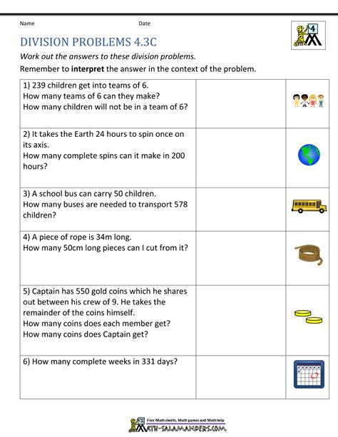 division word problems 4 3cf 1000 1294 division