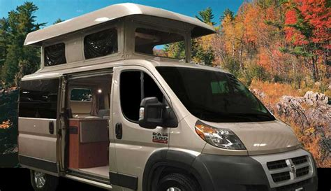 dodge promaster penthouse top ordering custom van
