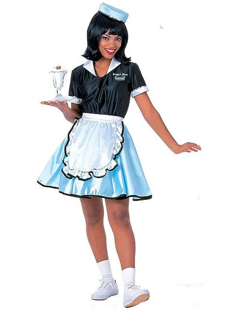 cute 1950s costumes sale poodle skirts car hop