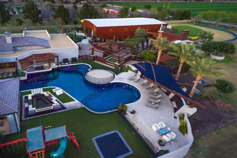 home epic backyard carries epic price tag phoenix