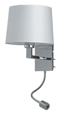 wall lights including recessed surface mounted