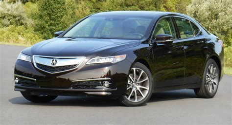 2015 acura tlx combination works daily drive consumer