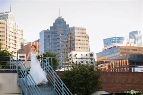hotel vitale san francisco wedding derek sharon