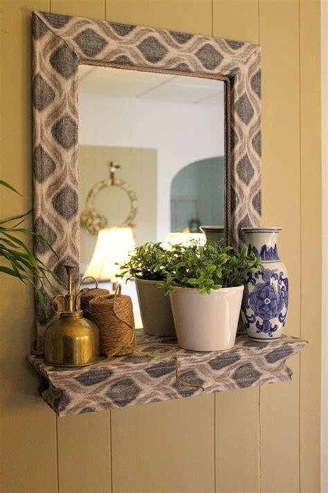 mirrors mirror frames diy bathroom mirror frame ideas