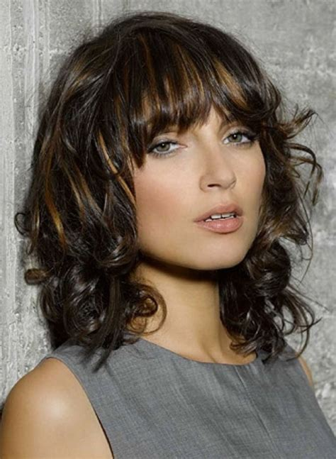 charming haircut shoulder length hairstyles women picture