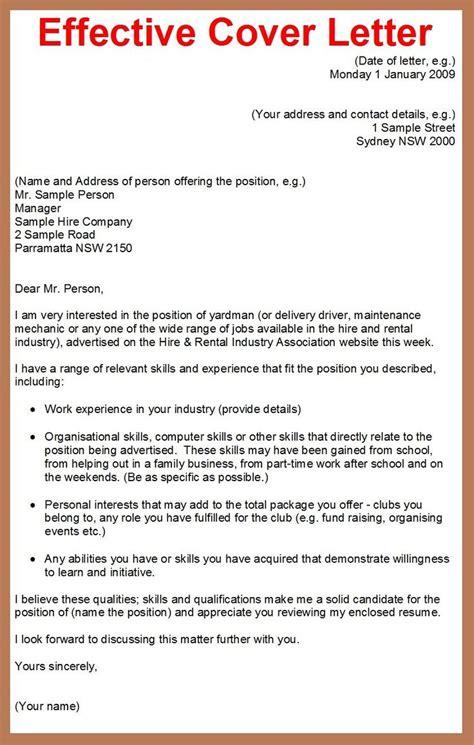 30 cover letter sle job application cover letter