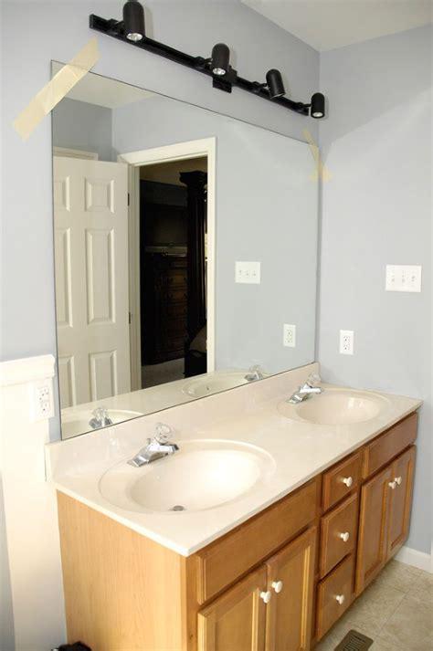diy driftwood mirror frame nails screws decor home