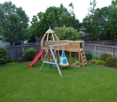 project denneler backyard rocket ship launch party