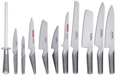 chef types knives kitchen