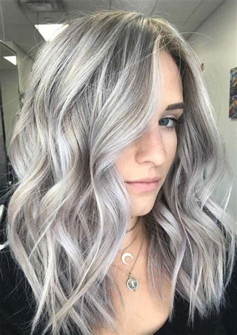51 Medium Hairstyles Shoulder Length Haircuts For In 2019 Glowsly.html