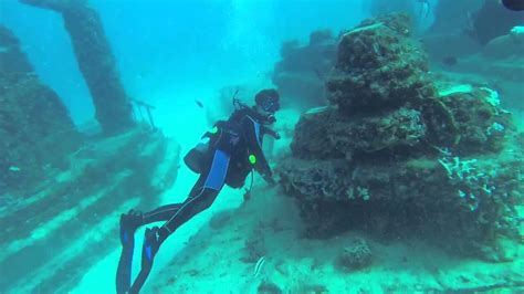 scuba diving shake leg miami neptune memorial 52