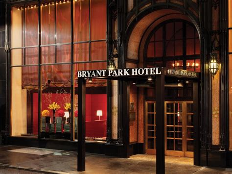 bryant park hotel york including reviews booking
