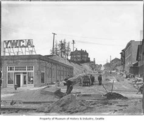 washington hotel regrading avenue seattle 1906 museum history