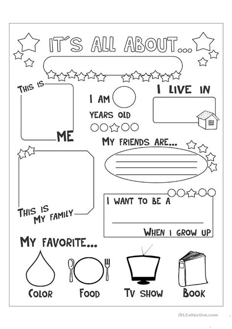 activities worksheet preschool