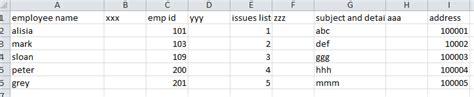 excel copy specific columns sheet paste sheet