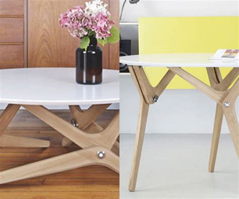 watch coffee table transform dining table