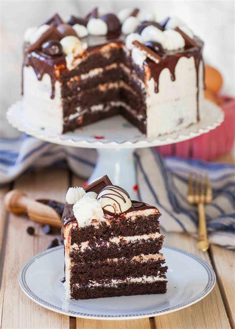 Ultimate Chocolate Sponge Cake Recipe Video Tatyanas Everyday