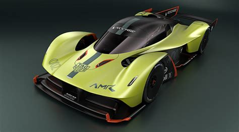 aston martin valkyrie amr pro revealed built pure