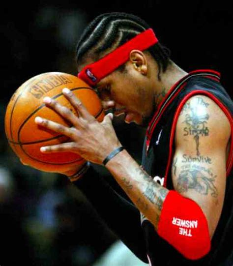 allen iverson hairstyles haircuts hair pictures