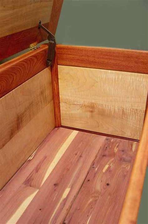 earl blanket chest wood whisperer
