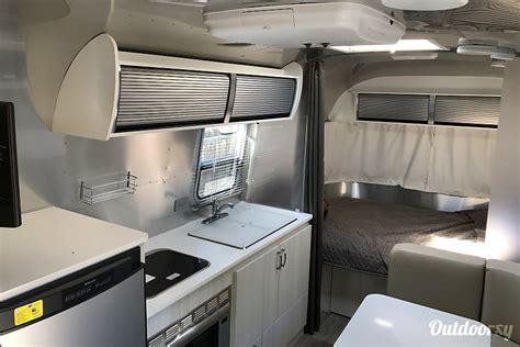 2017 airstream sport 22fb trailer rental costa mesa