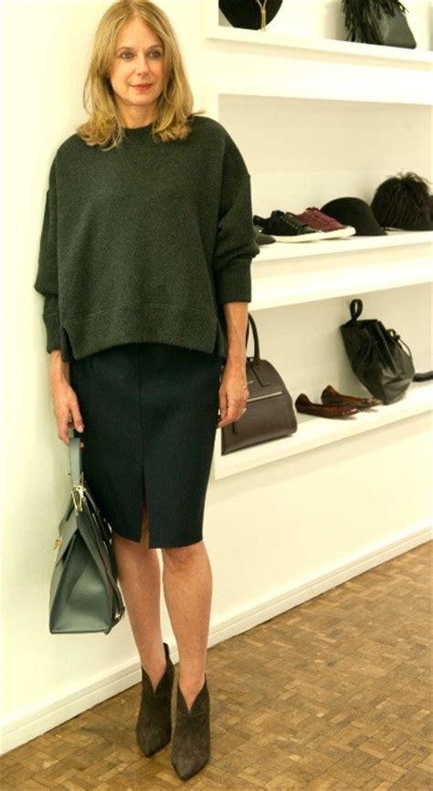 autumn fashion women 50 uk top stylists
