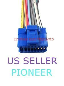 pioneer video wire harness avh p4900dvd avh p5700dvd