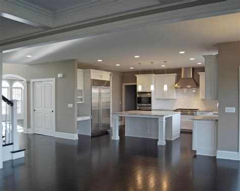 simply greige taupe walls grey walls kitchen colors