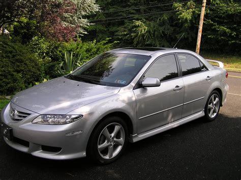image 2005 mazda mazda6 4 door sport sedan