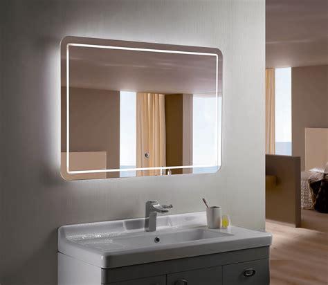 led bathroom mirrors ideas