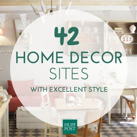 42 websites furniture decor decorating easy huffpost life