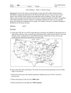 29 weather map worksheet 2