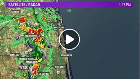track storms live weather radar firstcoastnews