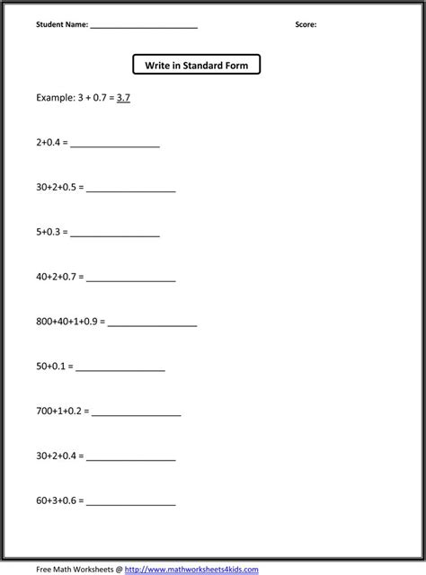 40 educational work sheets 4 kids images pinterest